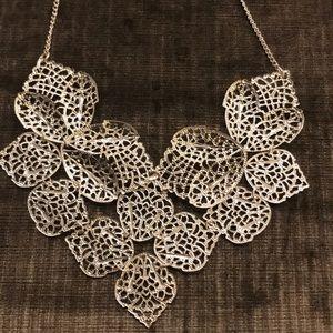 Jewelry - Very light statement necklace